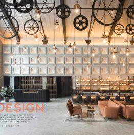 The Innovative New World of Hotel Design