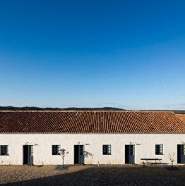 Design Files: São Lourenço do Barrocal, Portugal