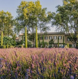 A Breathtaking Bastide in the Bucolic French Countryside