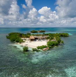 Island For Two, Anyone? Here's The World's Most Private Escape